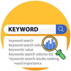 查找Google搜尋關鍵字的建議相關字詞