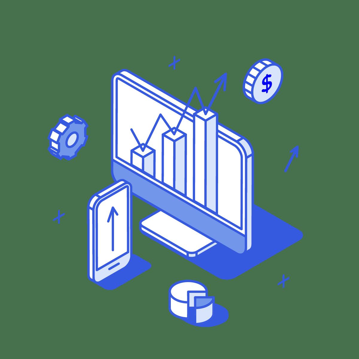 網站流量分析月度報告