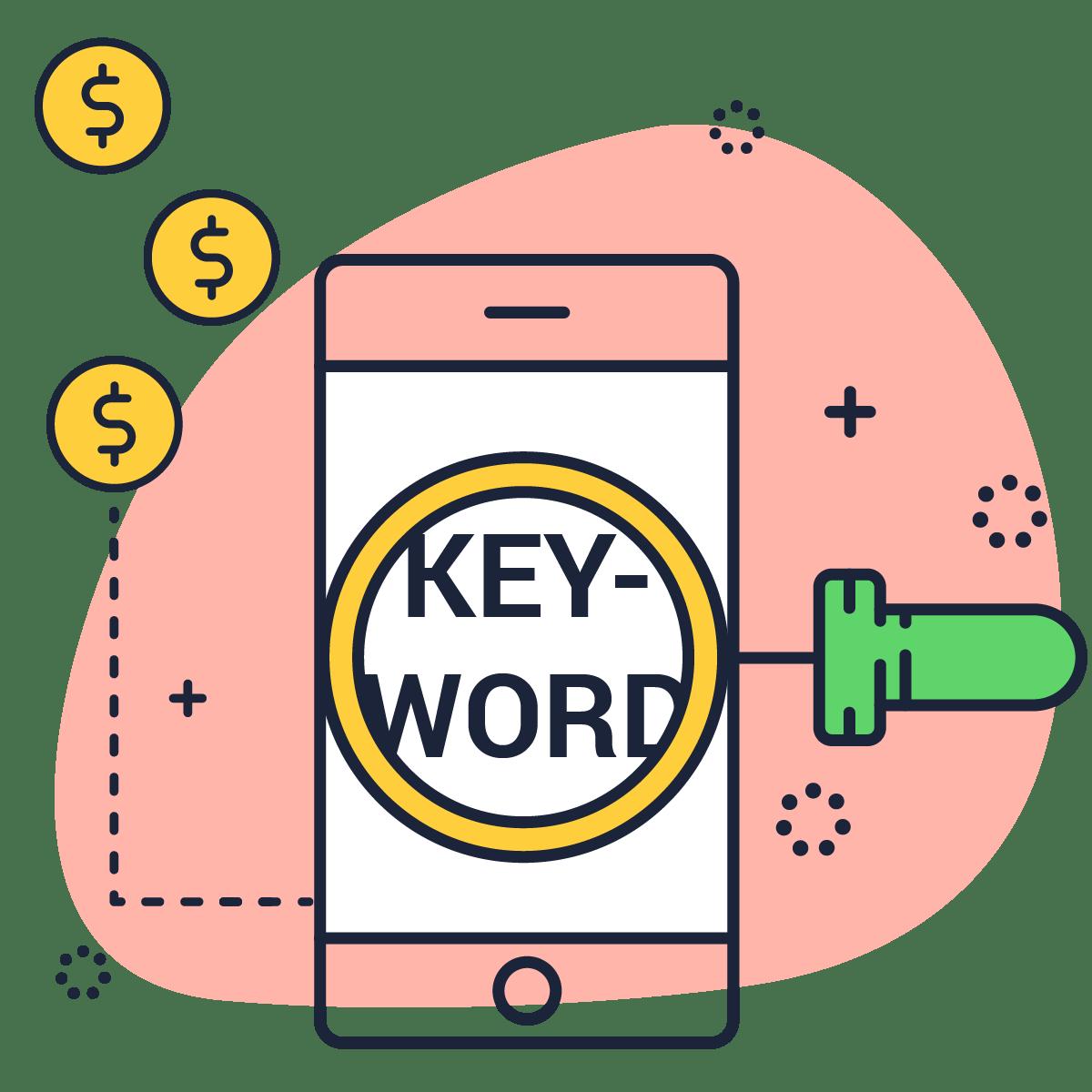 找出網站最有價值的關鍵字