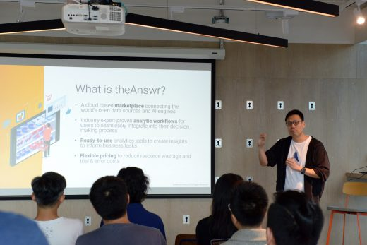 theAnswr-數據驅動決策-wework-data-driven-decision-making