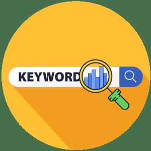 Google建議關鍵字搜尋量