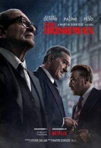 The Irishman Poster - Oscar 2020