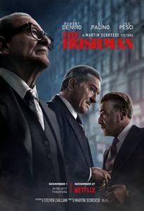 The Irishman Poster - Oscar 2020